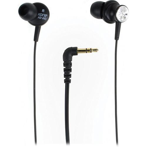 Allen & Heath Xone XD-20 - In Ear Headphones