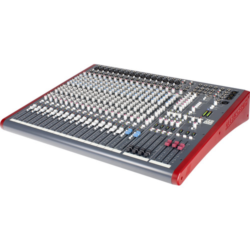 Allen & Heath ZED420 - 20-Input, 4-Buss Recording Mixer with USB Connection