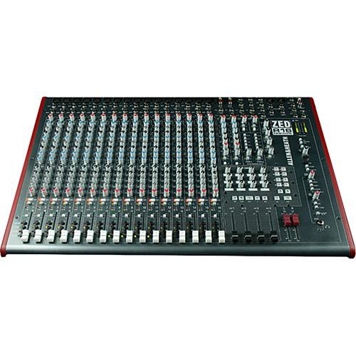 Allen & Heath ZED-R16 Recording Console with 16-Channels and Firewire Interface