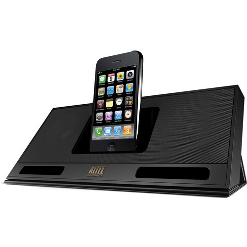 Altec Lansing IMT325 inMotion Compact Portable Speaker System for iPhone & iPod