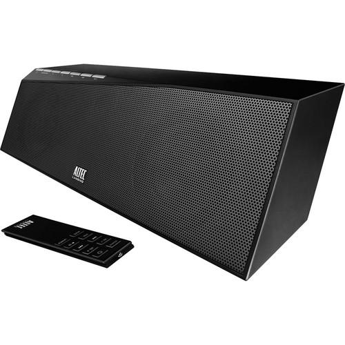 Altec Lansing inMotion Air Black Universal Wireless Speaker (IMW725BLK)