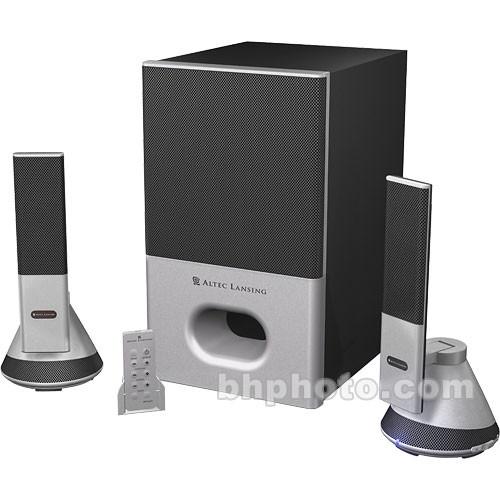 Altec Lansing VS4221 2.1 Three-Piece Computer Speaker System