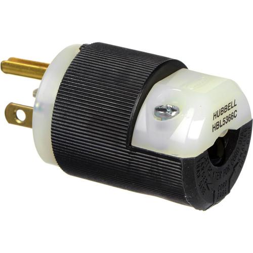 Altman Edison 5-20P Connector - Male, 20 Amps
