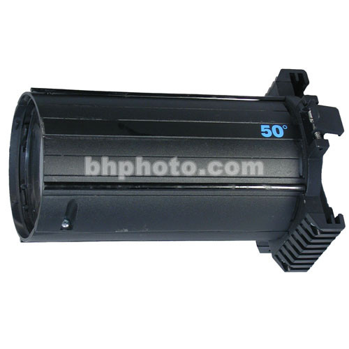 Altman Lens with Holder for Shakespeare Ellipsoidals, 50 Degrees
