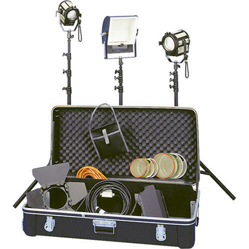 Altman Swing Pac Tungsten 3-Light Kit