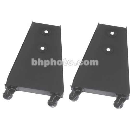 Altman 2 Heavy Duty Floor Trunnions with Casters for 520