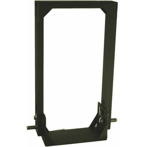 Altman Underhung Yoke for Outdoor Ellipsoidals - Black
