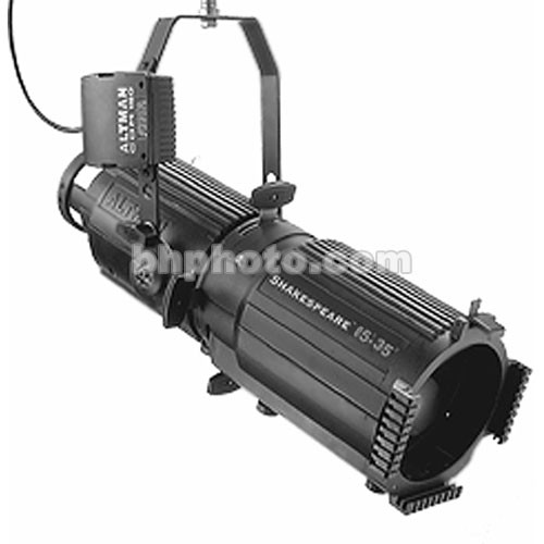 Altman 150W 15-35 Degree Shakespeare CDM Zoom Spotlight (277V)