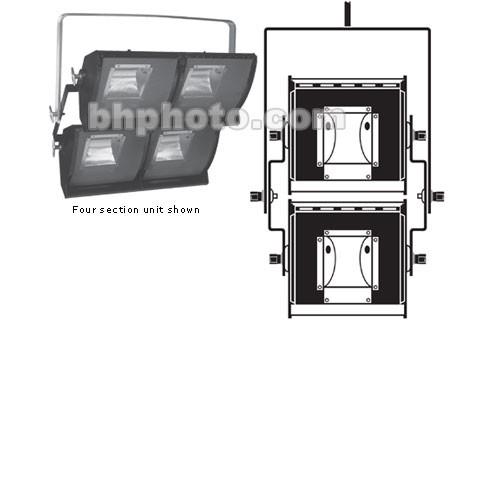 Altman Sky Cyc Borderlight, 2 Sections Vertical - 2KW-3KW