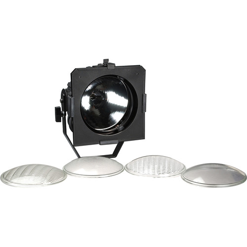 Altman Star PAR 375-750 Watt PAR Head with Four Lenses (120VAC)