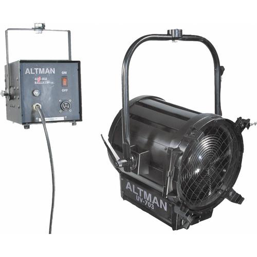 Altman Blacklight Fresnel with Ballast - 400 Watts (120V AC)