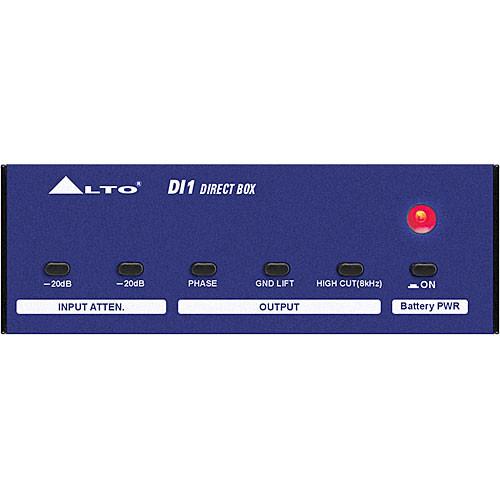 Alto DI 1 - Direct Box