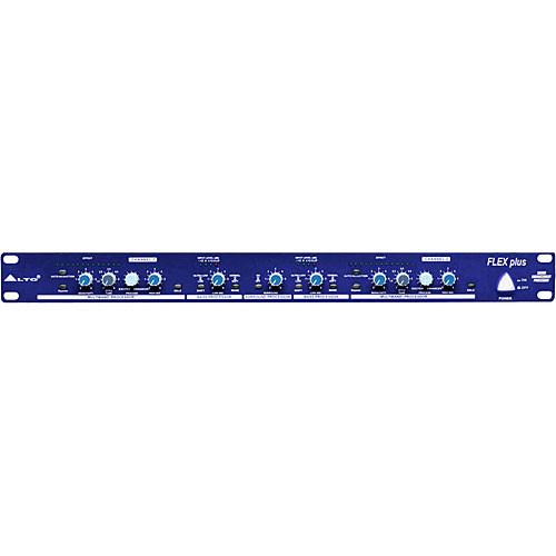 Alto FLEXI Plus - Multiband Sound Enhancement System