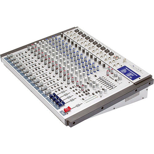Alto L16 - 16-Channel, 4-Bus Audio Mixer with DSP Effects
