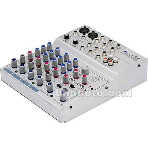 Alto L6 - 6 Channel Audio Mixer