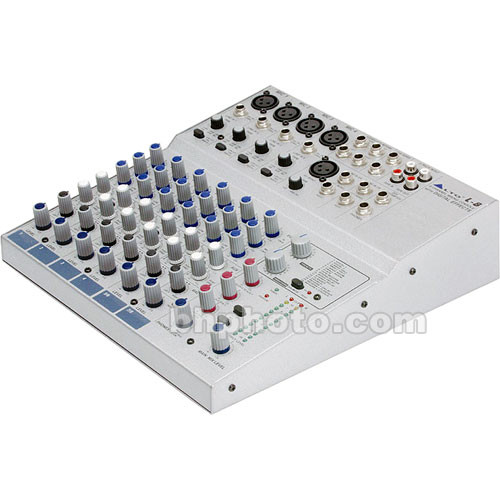 Alto L8 - 8 Channel Audio Mixer