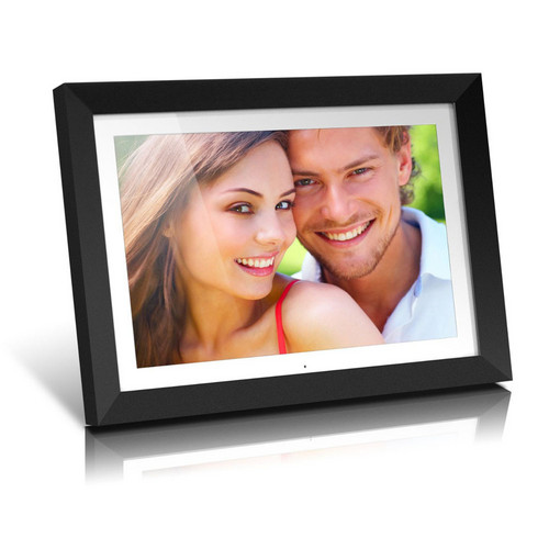 "Aluratek ADMPF119 19"" Digital Photo Frame (Black)"