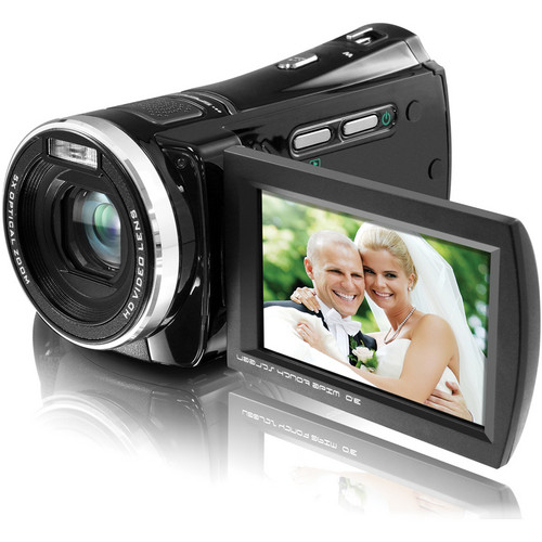 Aluratek AHDVC03F CINECAM HD 1080p DV Camcorder