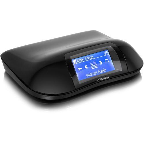 Aluratek WiFi/Wireless Internet Radio, Home Theater Edition