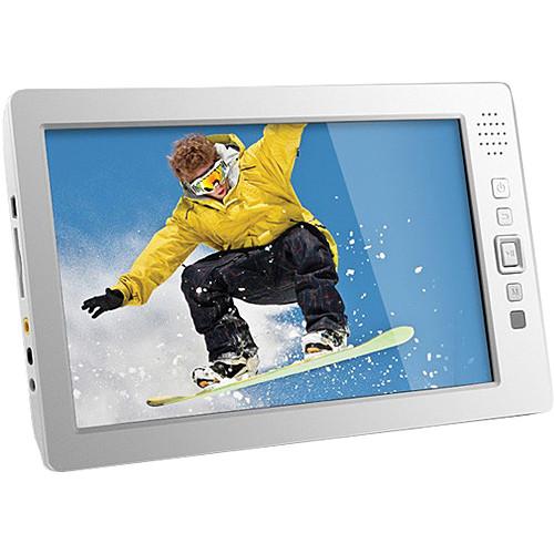 "Aluratek CINEPAL High Definition Personal Media Player (8"")"