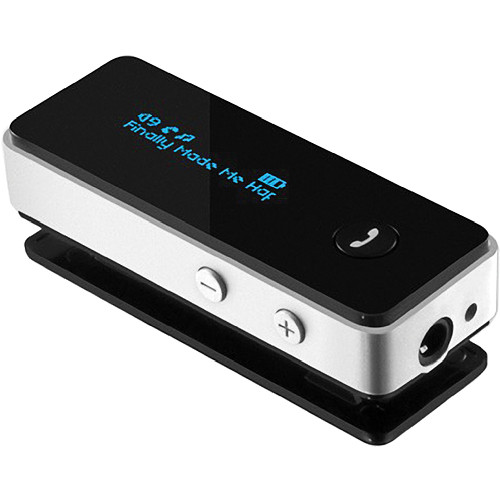 Aluratek Bluetooth Sportclip Receiver