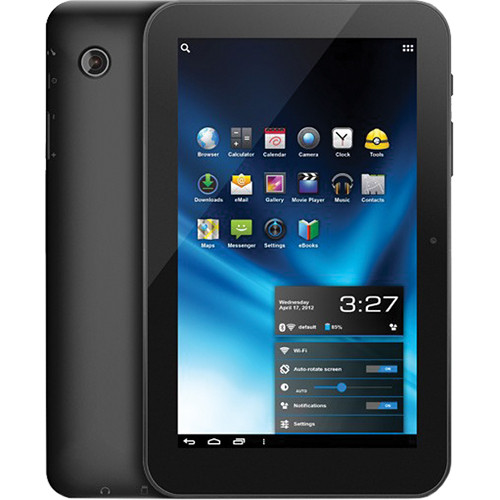 "Aluratek CINEPAD 8"" Capacitive Tablet with Android 4.0"