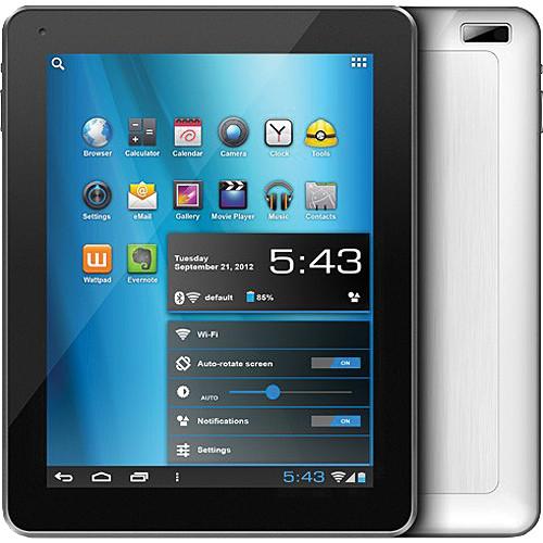 "Aluratek 4GB Cinepad 9.7"" Capacitive Tablet"
