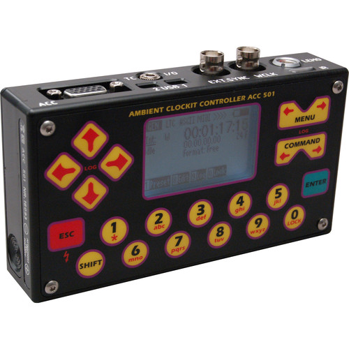 Ambient Recording ACC-501 Controller Master Clock
