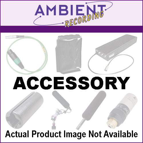 Ambient Recording P48 Electret Converter 3-pin XLR Lavaliers