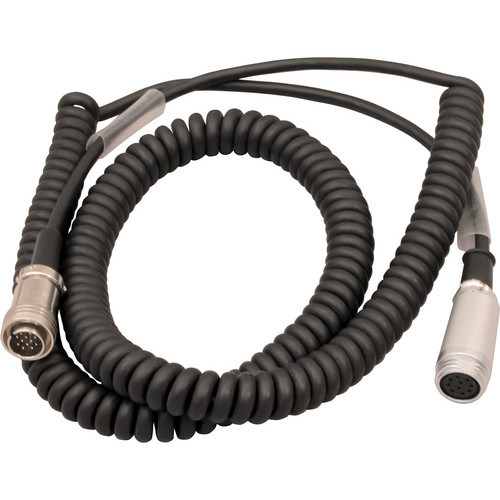 Ambient Recording HBS12H-10 Coiled Breakaway Cable