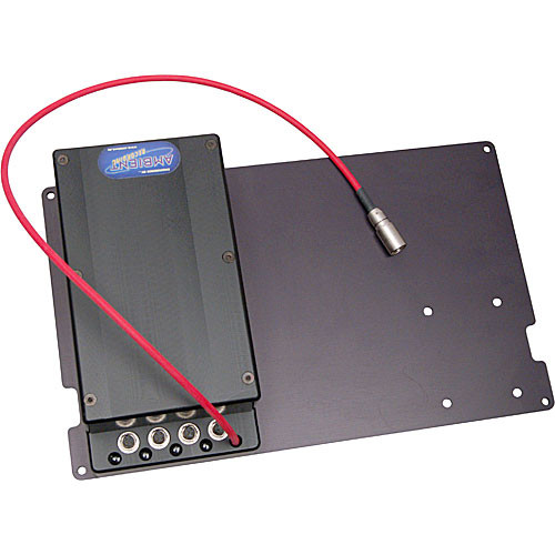 Ambient Recording NPFPAK NP1-Type Battery Housing & Power Supply, Mounted on Backboard