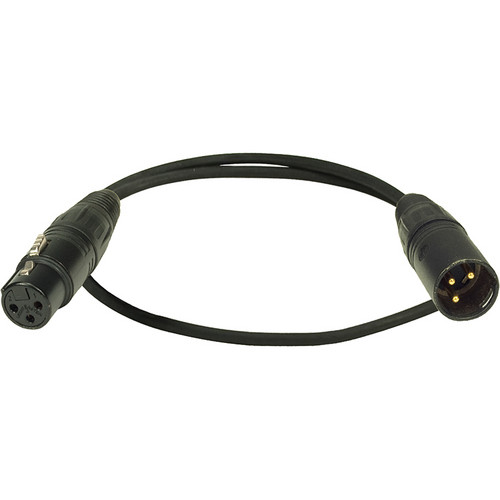 """Ambient Recording MK0.5 Microphone Cable with XLR 20"""" (0.5 m)"""