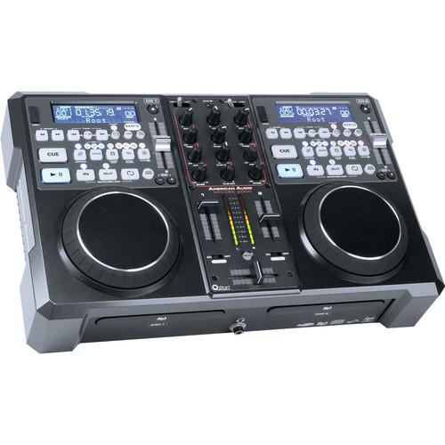 American Audio Encore 2000 2-Channel CD/MP3/MIDI Controller Mixer