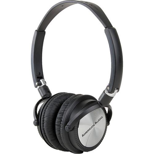 American Audio HP 200 On-Ear DJ Headphones