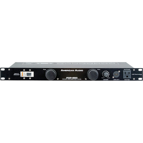 American Audio PDP-850 Power Distribution Panel