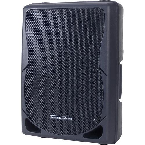 "American Audio XSP-10A 10"" 200W 2-Way Active Loudspeaker"