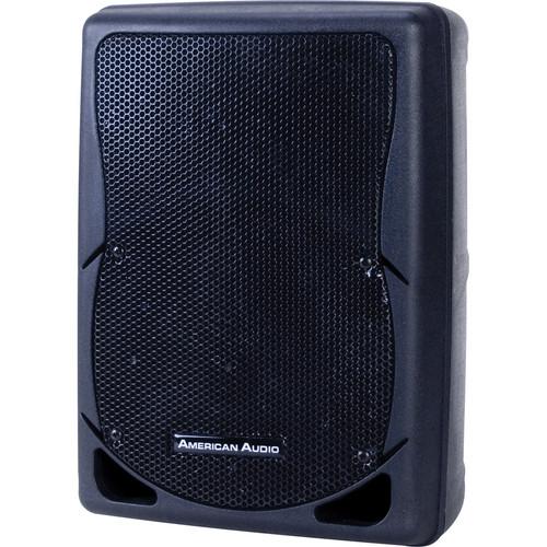 "American Audio XSP-8A 8"" 100W 2-Way Active Loudspeaker"