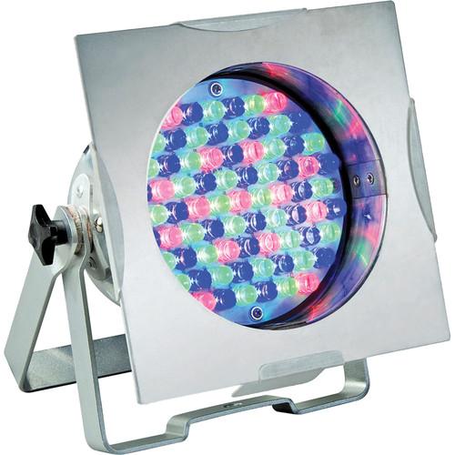 American DJ 38 LED Pro PAR Can--High Polish (120VAC)