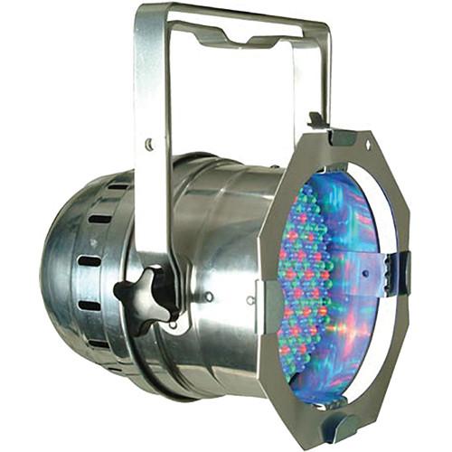 American DJ 64 LED Pro PAR Can--High Polish (120VAC)
