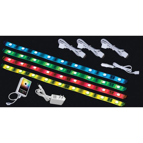American DJ Accent Strip RGB (White)