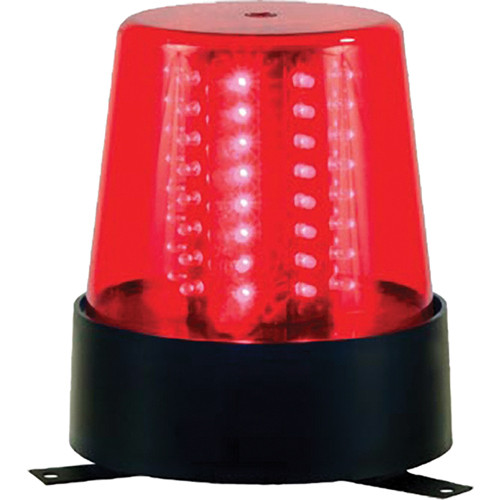 American DJ B6 LED Police Beacon--Red (120VAC)