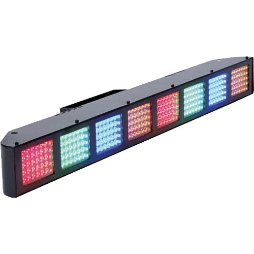 American DJ Color Burst 8 DMX Color Wash LED Light (120VAC)