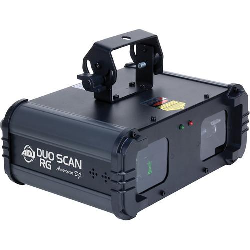American DJ Duo Scan RG Scanning Laser