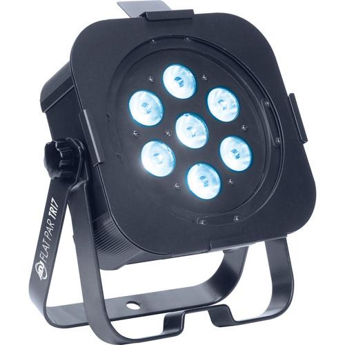 American DJ Flat Par TRI7 LED Par Can Light