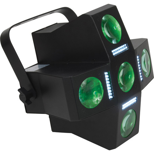 American DJ Fun Factor 2-In-1 Effect DMX LED