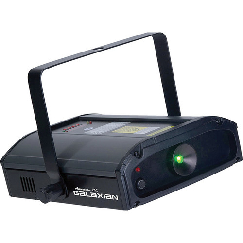 American DJ Galaxian Red/Green Laser Effect (120VAC)