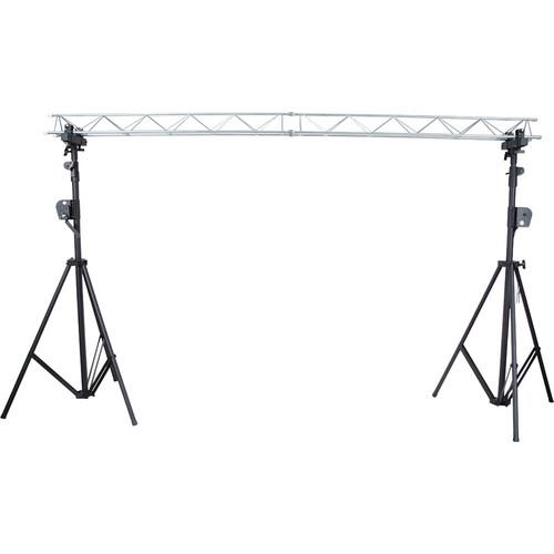 American DJ Light Bridge System - Portable Steel Lighting Truss System