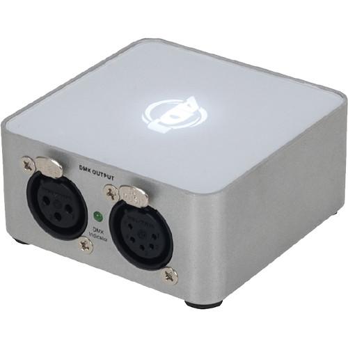 American DJ myDMX 2.0 DMX Controller and Software