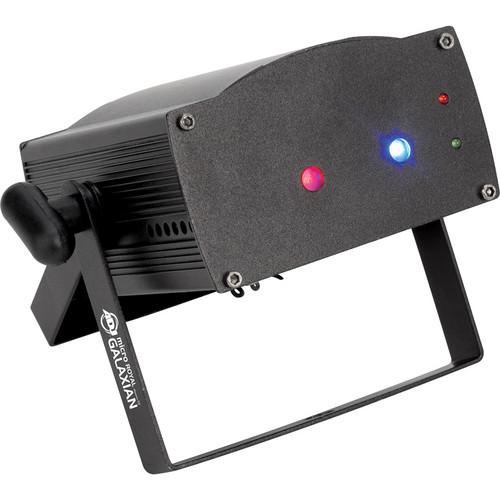 American DJ Micro Royal Galaxian - Mini Energizing Laser
