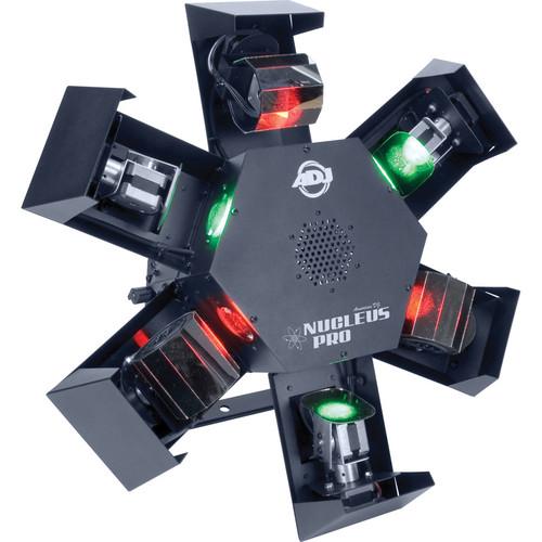 American DJ Nucleus Pro Hi-Energy LED Centerpiece